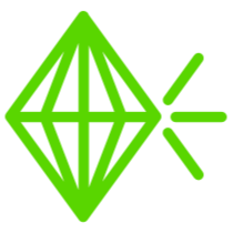glas-groen
